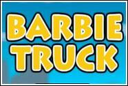 Барби грузовик