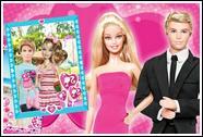 Барби и любимый Кен