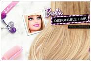 Барби стилистка волос
