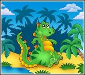 Динозавры играть онлайн