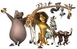 Мадагаскар играть онлайн