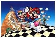 Супер Марио Воин