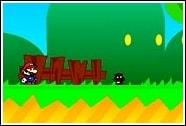 Марио с кувалдой