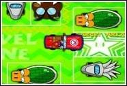 Марио паркуется