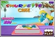 Пирог для Смурфа