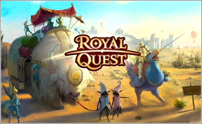 Война магии и технологии в эпической онлайн MMORPG - Royal Quest